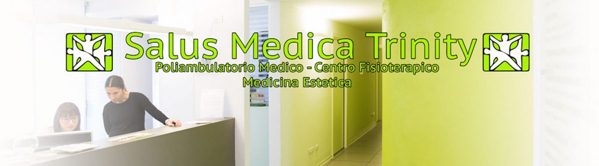 Salus Medica Trinity Logo